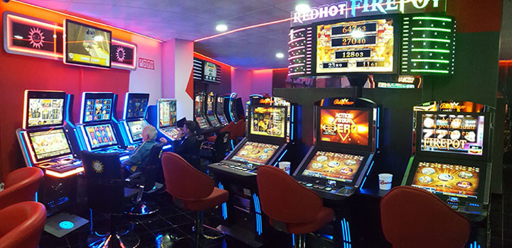 Selection of playing the Online Slots games